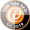 iBusiness SEO Top 100 - Q2 2019.