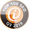iBusiness SEO Top 100 - Q3 2019.